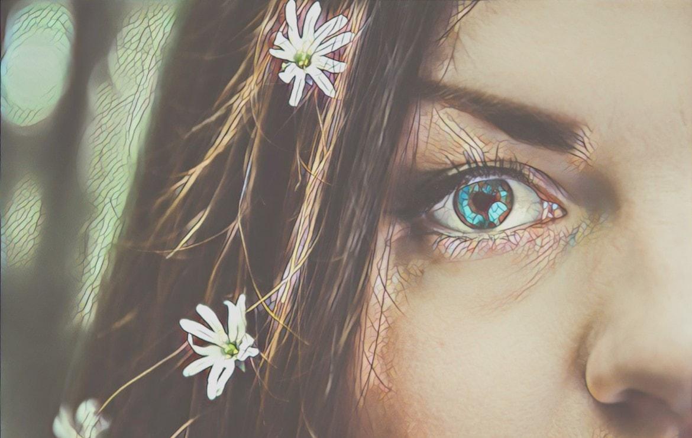 лазерная шлифовка в области вокруг глаз, веки