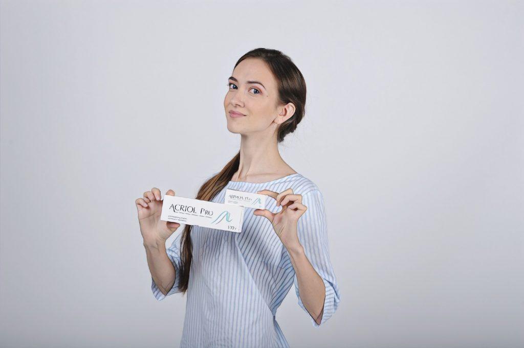 Анестетик акриол про для косметологии