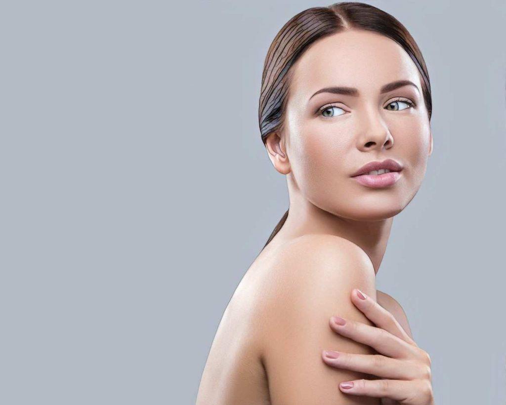 результат косметологии при заболеваниях кожи